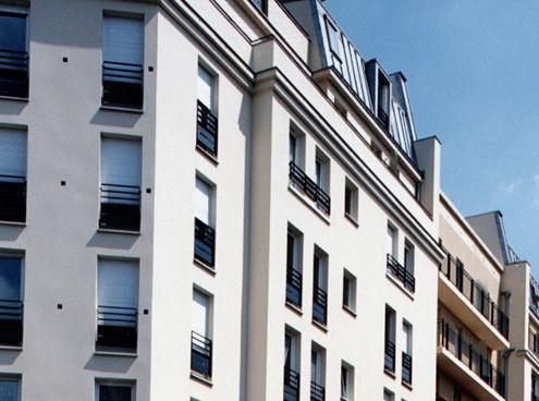 75 logements PLA - Assistance à Maîtrise d'Ouvrage - Logement Français - 2000