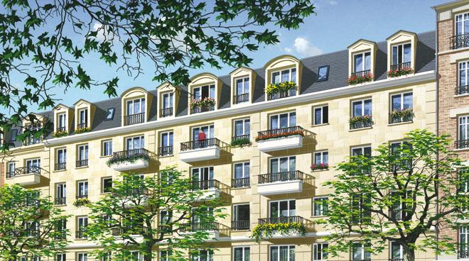 26 appartements - Mission VEFA pour investisseur – 2011