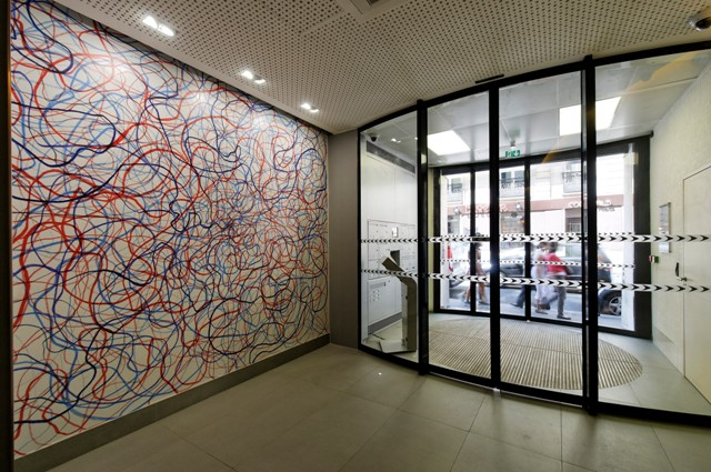 Hall d'entrée 107 Boétie