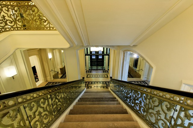 Etoile du Nord escalier d'honneur